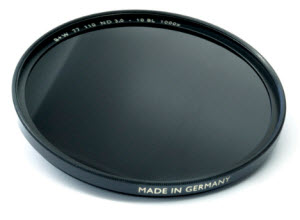 B+W ND110 Neutral Density Filter
