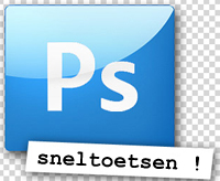 Adobe Photoshop (Elements) Sneltoetsen Moor Fotografie