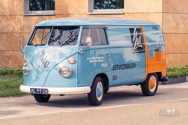 Beginnerstips Scherpe Foto's Volkswagen Transporter