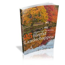 e-book 25 Tips voor de mooiste Herfstlandschappen