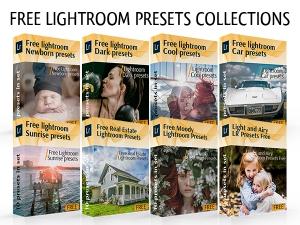 Overzicht van de FixThePhoto Lightroom Voorinstelling