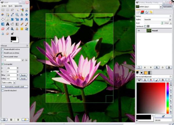 Photoshop Versus GIMP