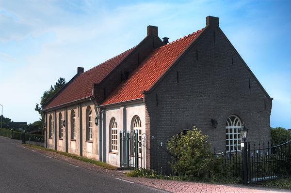 HDR Fotografie Kerk Poederoijen