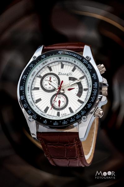 Horloge in Beeld