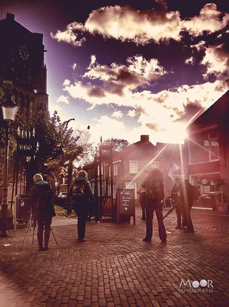 Impressie Fotowandeling Woudrichem Oktober 2012