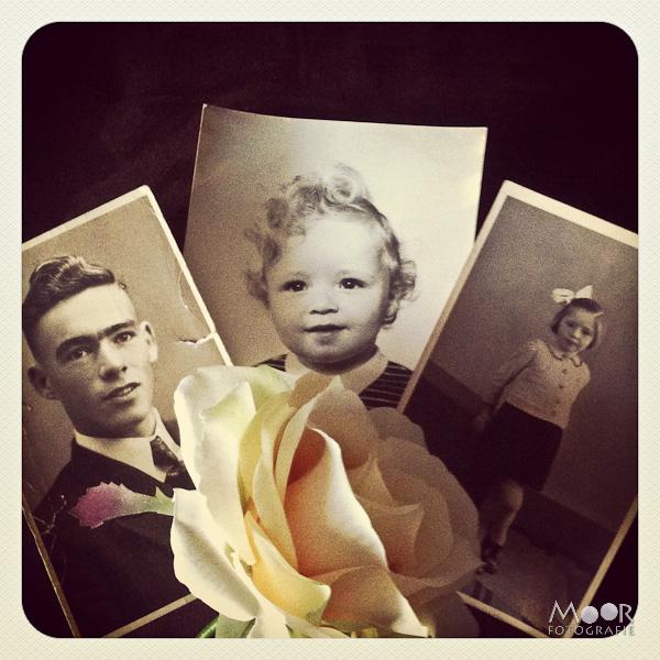 iPhonografie stilleven verleden vastgelegd