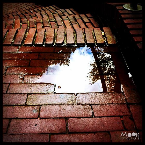 iphonografie iphone foto spiegeling herfst