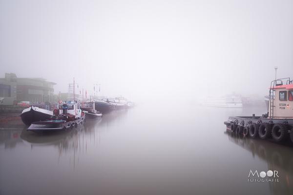Kansen met mist