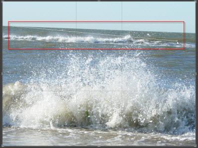 Adobe Lightroom Scheve Horizon Rechtzetten