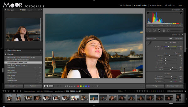 Adobe Lightroom Photoshop