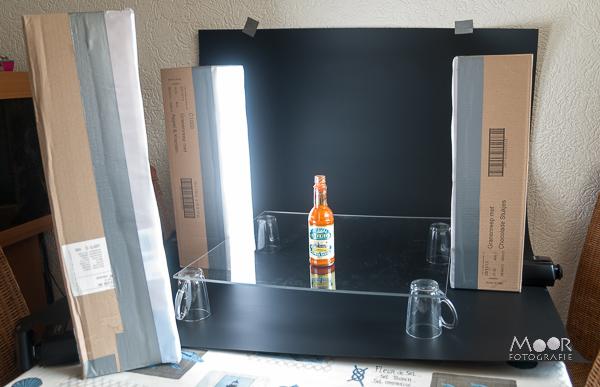 Setup Fles Project 52