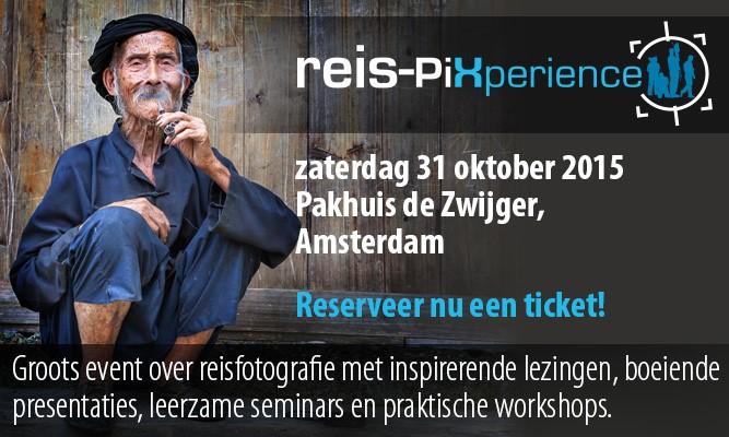 Reis-PiXperience 2015