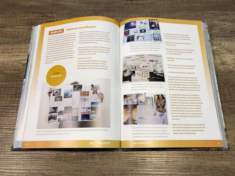 Review Boek Grip op Creativiteit door Bart Siebelink van PiXfactory