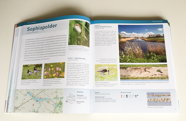 Review Boek Mooiste Fotolocaties van Zuid-Nederland van Birdpix