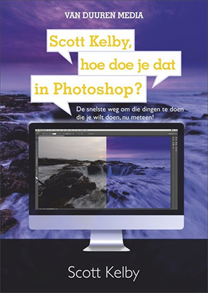 Review Boek Scott Kelby hoe doe je dat in Photoshop?