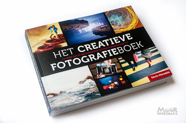 Review Het Creatieve Fotografieboek Kevin Meredith
