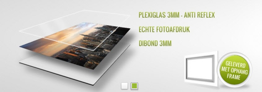 Review Plexiglas Anti Reflex van Gallery Color