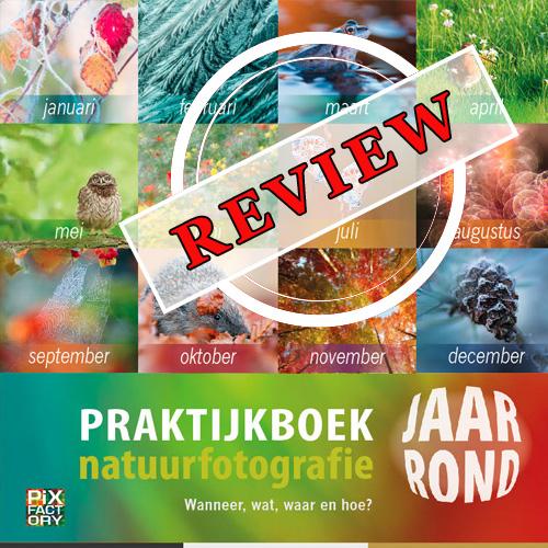 Review Praktijkboek Natuurfotografie Jaarrond van Birdpix