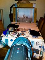 Setup Glas Project 52