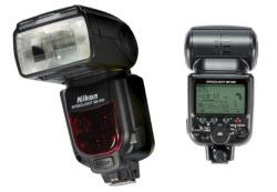 Strobist Fotografie Materiaal Reportageflitser Nikon SB-900