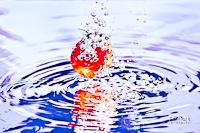 Strobist Water Fruit Flitsers