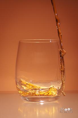 Whoops Whisky Schenken Strobist
