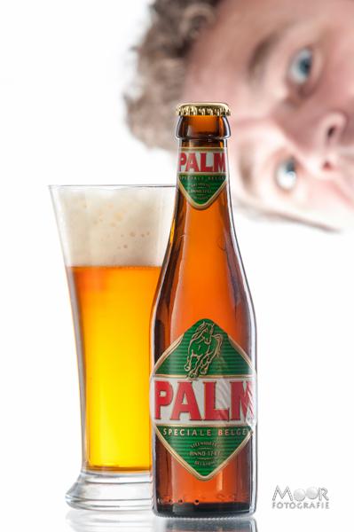 Woordloze Woensdag Zo lust ik nog wel een Palm biertje!
