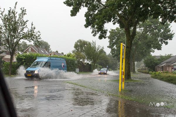 Woordloze Woensdag Regen