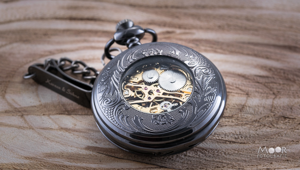 Woordloze Woensdag Horloge Tijd Time