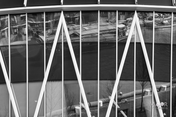 Woordloze Woensdag Fotowandeling Zwartwit Architectuur Rotterdam Gebouw/> <span class=