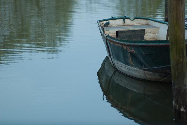 Woordloze Woensdag Water Boot Roeiboot
