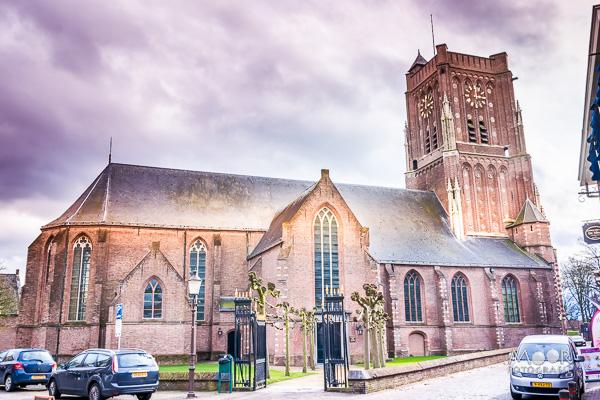 Woordloze Woensdag Sint-Martinuskerk Woudrichem