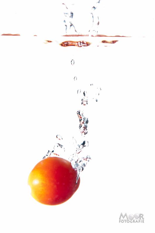 Woordloze Woensdag Tomaat Water