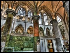 Resultaten Cor 't Hart Workshop HDR fotografie Grote Kerk Breda