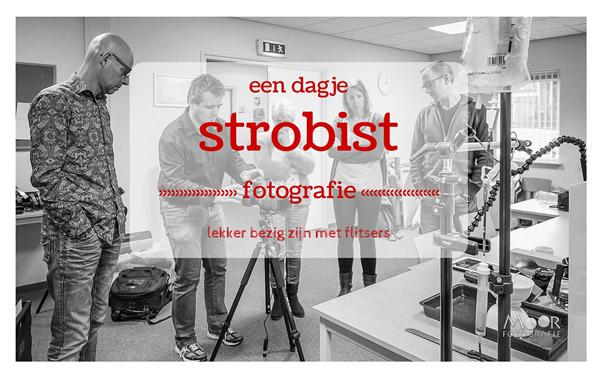 Een dagje workshop Strobistfotografie voor Beginners