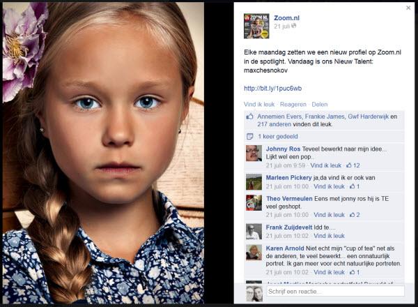 Zoom.nl Nieuw Talent