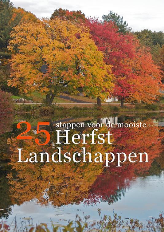 Nieuw Ebook Moor Fotografie 25 Stappen voor de mooiste Herfstlandschappen