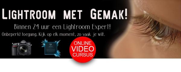 Online Cursus Adobe Lightroom